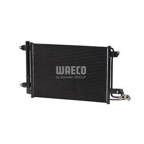 Kondensator, Klimaanlage mit OEM-Nummer 1K0820411B