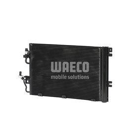 Kondensator, Klimaanlage mit OEM-Nummer 93178958