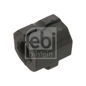 FEBI BILSTEIN Lagerung, Stabilisator 01934 für AUDI 100 (44, 44Q, C3) 1.8 ab Baujahr 02.1986, 88 PS