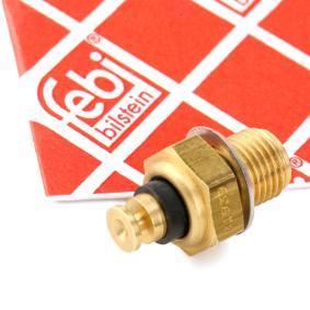FEBI BILSTEIN Kühlmitteltemperatur-Sensor 01939 für AUDI 100 (44, 44Q, C3) 1.8 ab Baujahr 02.1986, 88 PS