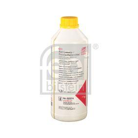 Frostschutz Spezifikation: MB 325.2 mit OEM-Nummer 5016438