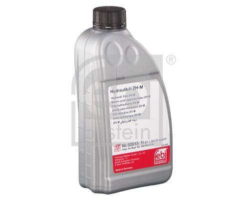 Olio impianto idraulico FEBI BILSTEIN 02615 conoscenze specialistiche
