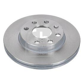 Bremsscheibe Bremsscheibendicke: 20mm, Ø: 236,0mm mit OEM-Nummer 5 69 001