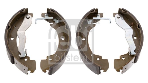 FEBI BILSTEIN  02910 Bremsbackensatz Breite: 55,0mm