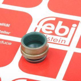Ventilschaftdichtung VW PASSAT Variant (3B6) 1.9 TDI 130 PS ab 11.2000 FEBI BILSTEIN Dichtring, Ventilschaft (03281) für