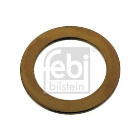 FEBI BILSTEIN  04537 Уплътнителен пръстен, пробка за източване на маслото Ø: 37,0мм, вътрешен диаметър: 26,5мм