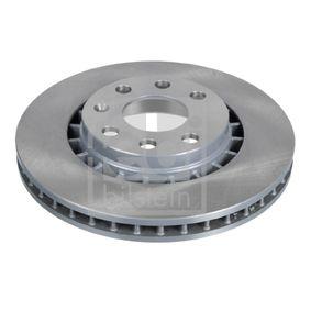 Bremsscheibe Bremsscheibendicke: 24mm, Lochanzahl: 4, Ø: 256,0mm mit OEM-Nummer 90250546