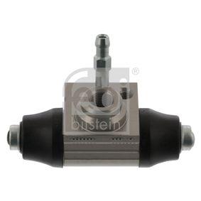 Cilindro de freno de rueda con OEM número 6QE611053