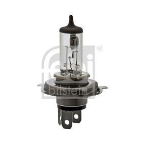 Hauptscheinwerfer Glühlampe VW PASSAT Variant (3B6) 1.9 TDI 130 PS ab 11.2000 FEBI BILSTEIN Glühlampe, Hauptscheinwerfer (06583) für