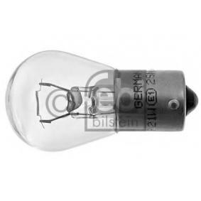 FEBI BILSTEIN Glühlampe, Blinkleuchte 06882 für AUDI A4 Avant (8E5, B6) 3.0 quattro ab Baujahr 09.2001, 220 PS
