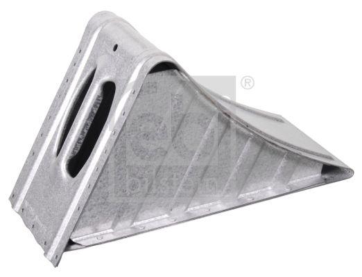 FEBI BILSTEIN  06928 Wheel chocks Length: 380mm, Thickness: 190mm, Width: 160mm