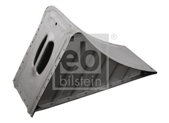 FEBI BILSTEIN  06930 Wheel chocks Length: 470mm, Thickness: 230mm, Width: 200mm