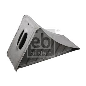 Cunei bloccaruote Lunghezza: 470mm, Spessore: 230mm, Largh.: 200mm 06930