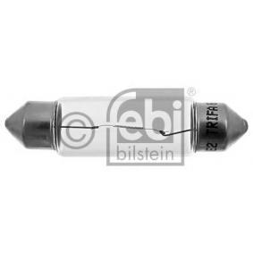 Bulb, interior light C10W, SV8,5-8, 10W, 24V 06975