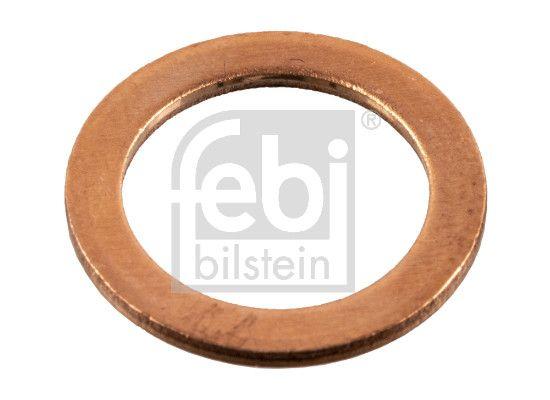 Anillo de junta, tapón roscado de vaciado de aceite FEBI BILSTEIN 07215 evaluación
