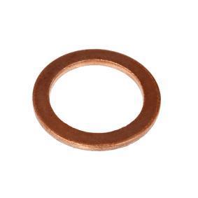Уплътнителен пръстен, пробка за източване на маслото Ø: 20,0мм, дебелина: 1,5мм, вътрешен диаметър: 14,0мм с ОЕМ-номер 007603014106