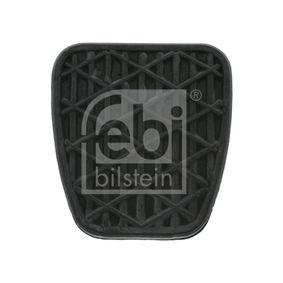 FEBI BILSTEIN  07532 Гумичка педал, съединител