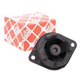 FEBI BILSTEIN Lagerung, Automatikgetriebe 07642 für AUDI 80 (8C, B4) 2.8 quattro ab Baujahr 09.1991, 174 PS