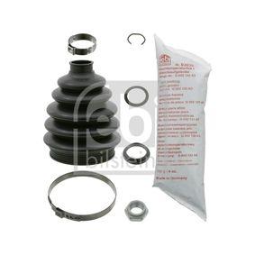 Bellow Set, drive shaft Inner Diameter 2: 26mm, Inner Diameter 2: 88mm with OEM Number 1H0 498 203