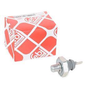 FEBI BILSTEIN Öldruckschalter 08444 für AUDI A6 (4B2, C5) 2.4 ab Baujahr 07.1998, 136 PS