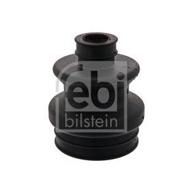 Faltenbalg, Antriebswelle Innendurchmesser 2: 22,5mm, Innendurchmesser 2: 65,5mm mit OEM-Nummer 1243500237