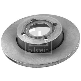 Bremsscheibe Bremsscheibendicke: 13mm, Ø: 256,0mm mit OEM-Nummer 431 615 301
