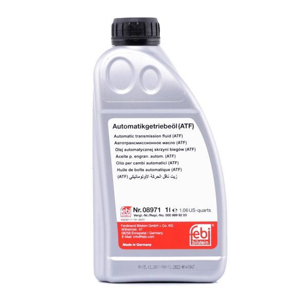 Hydrauliköl FEBI BILSTEIN ZFTEML09 Erfahrung
