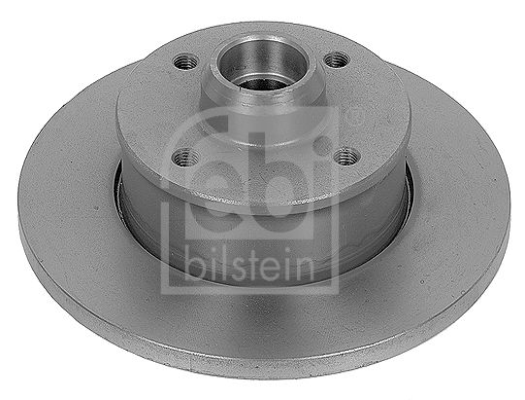 FEBI BILSTEIN  09074 Bremsscheibe Bremsscheibendicke: 10mm, Ø: 226,0mm