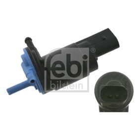 Waschwasserpumpe, Scheibenreinigung Spannung: 12V, Anschlussanzahl: 2 mit OEM-Nummer 2108691021