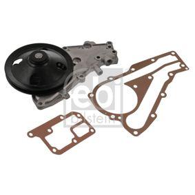 FEBI BILSTEIN  09218 Warnkontakt, Bremsbelagverschleiß Länge: 125mm