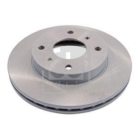Bremsscheibe Bremsscheibendicke: 22mm, Ø: 256,0mm mit OEM-Nummer 40206-71E06