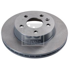 Bremsscheibe Bremsscheibendicke: 22mm, Ø: 276,0mm mit OEM-Nummer A63 842 10 112