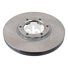 Bremsscheibe Bremsscheibendicke: 22mm, Ø: 257,0mm mit OEM-Nummer 8-94372435-0