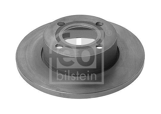FEBI BILSTEIN  10915 Bremsscheibe Bremsscheibendicke: 13mm, Lochanzahl: 4, Ø: 256,0mm