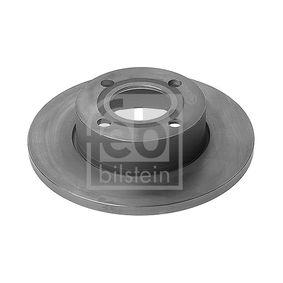 Bremsscheibe Bremsscheibendicke: 13mm, Ø: 256,0mm mit OEM-Nummer 895 615 301