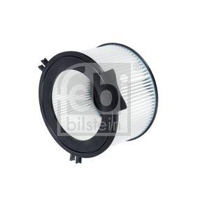 FEBI BILSTEIN  11567 Filter, Innenraumluft Länge: 168mm, Breite: 168,0mm, Höhe: 101mm