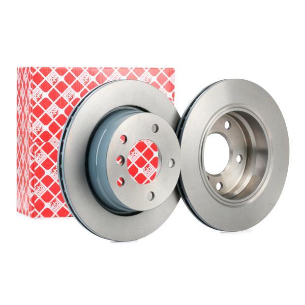 Bremsscheiben 12324 FEBI BILSTEIN 12324 in Original Qualität
