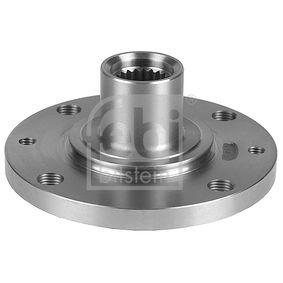 Wheel Hub 12572 PUNTO (188) 1.2 16V 80 MY 2000