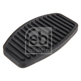 Brake Pedal Pad 12833 PUNTO (188) 1.2 16V 80 MY 2006