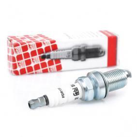 Spark Plug Electrode Gap: 0,7mm with OEM Number 22401-AA310