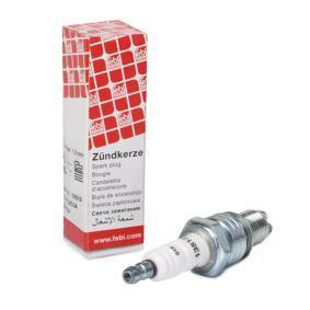 Spark Plug Electrode Gap: 1mm with OEM Number 12129064619
