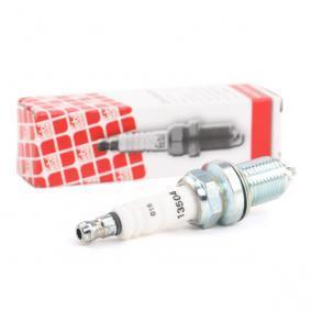 Spark Plug Electrode Gap: 0,8mm with OEM Number 0031596003