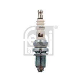 Spark Plug Electrode Gap: 0,8mm with OEM Number 9195109