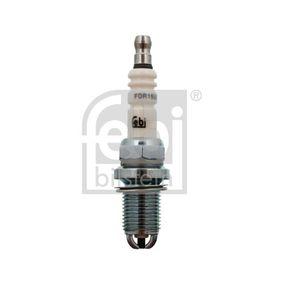Spark Plug Electrode Gap: 1mm with OEM Number 003 159 76 03