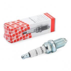 Spark Plug Electrode Gap: 1mm with OEM Number 101 000 041AC