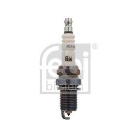 Spark Plug Electrode Gap: 0,8mm with OEM Number 101 000 049 AD