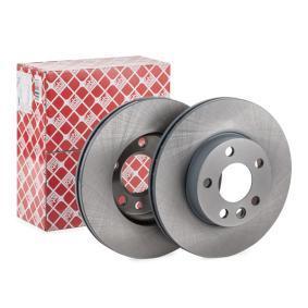 Bremsscheibe Bremsscheibendicke: 24mm, Ø: 280,0mm mit OEM-Nummer 701 615 301F
