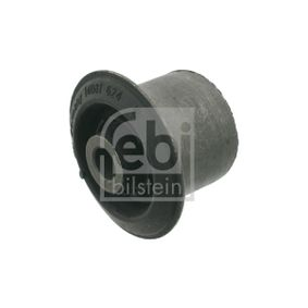 FEBI BILSTEIN Lagerung, Lenker 14081 für AUDI 80 (81, 85, B2) 1.8 GTE quattro (85Q) ab Baujahr 03.1985, 110 PS