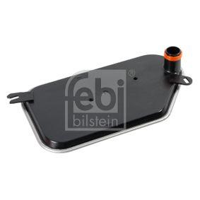 FEBI BILSTEIN Hydraulikfilter, Automatikgetriebe 14264 für AUDI A6 (4B2, C5) 2.4 ab Baujahr 07.1998, 136 PS