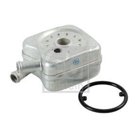 FEBI BILSTEIN Ölkühler, Motoröl 14560 für AUDI 80 (8C, B4) 2.8 quattro ab Baujahr 09.1991, 174 PS